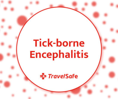 tick-borne encephalitis - Are you at risk? - travel clinic TravelSafe