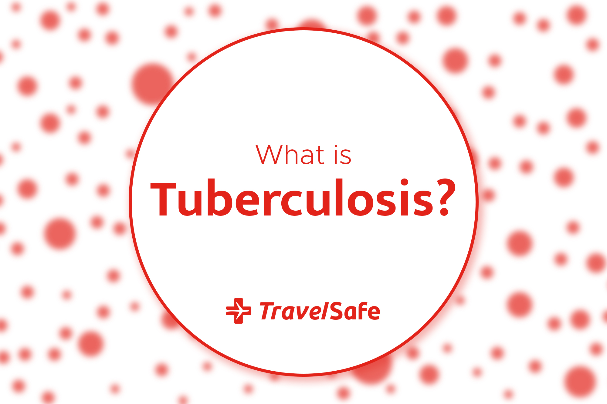 Why Do I Need a TB Skin Test? Wouldn't I know if I have TB?