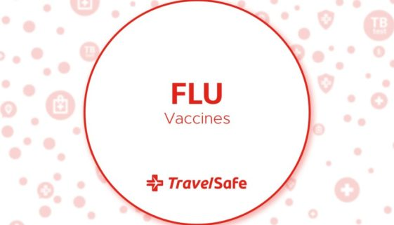 flu shot influenza vaccine travel clinic vancouver