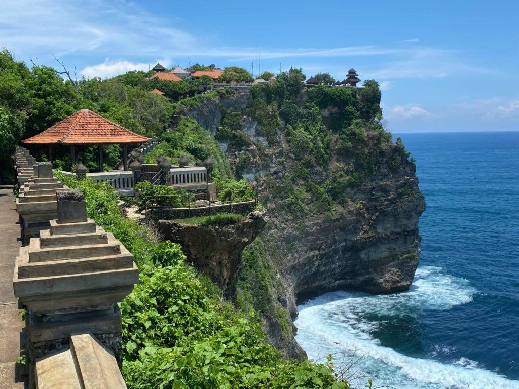 Uluwatu Cliffside Temple