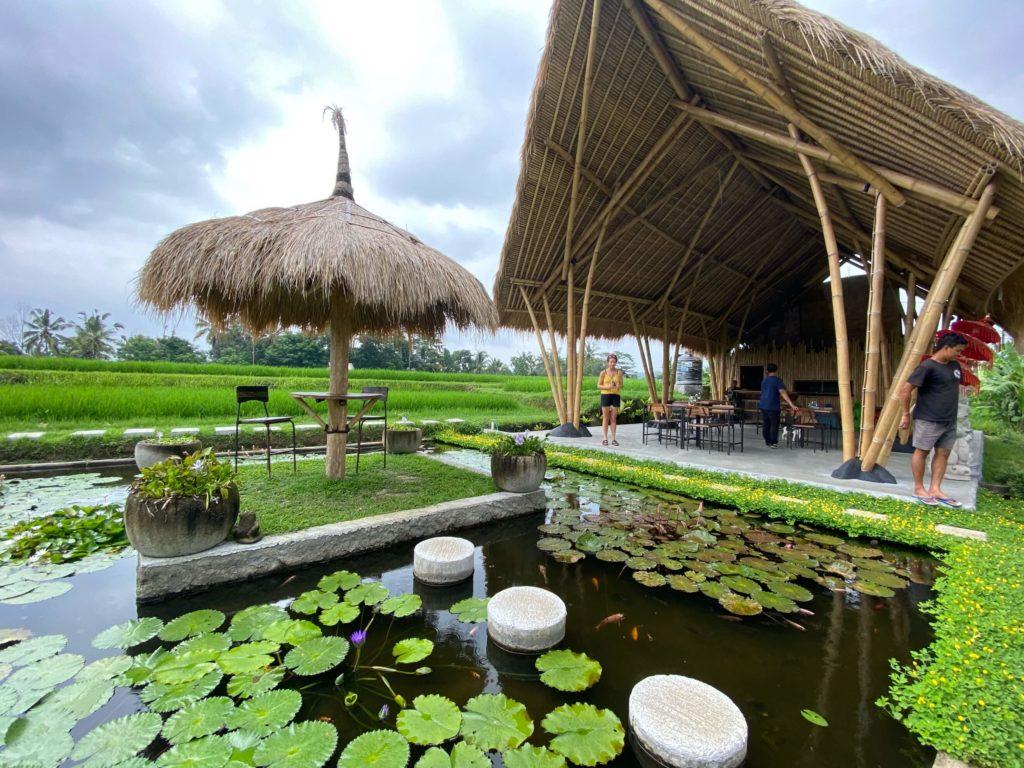 Bamboo Kitchen, Ubud