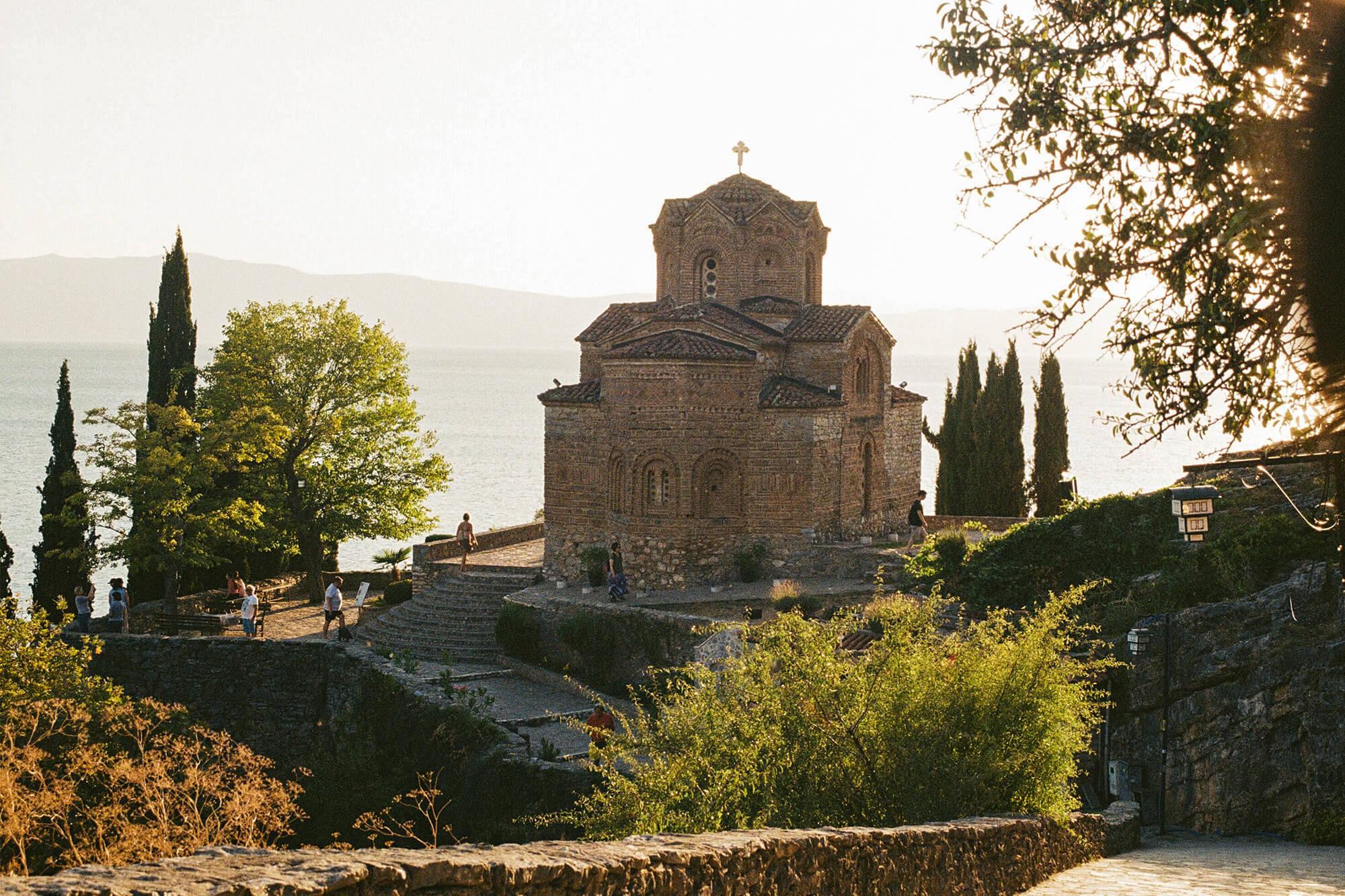 family trip to macedonia