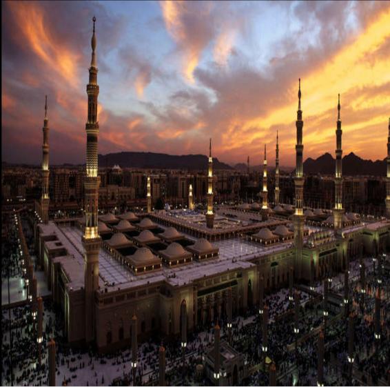 family trip to saudi arabia