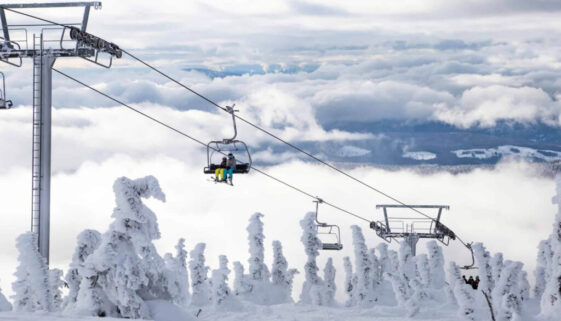 """Third-grade adventures – """"Family trip to Big White"""" by Eric"""