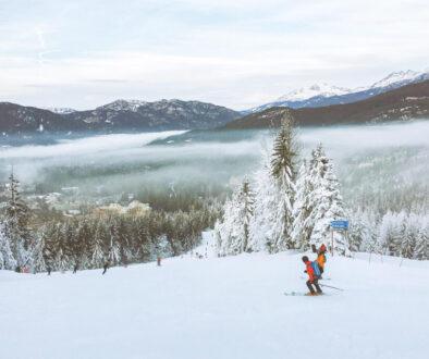 whistler ski resort